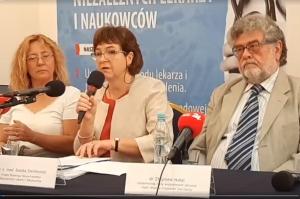 Czytaj więcej: Konferencja Niezależnych Lekarzy i naukowców
